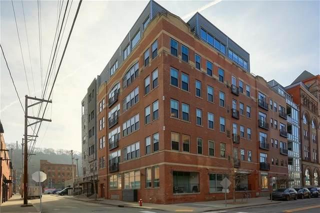 2434 Smallman Street #412, Downtown Pgh, PA 15222 (MLS #1483460) :: Dave Tumpa Team