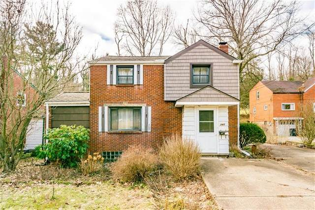 344 Long Road, Penn Hills, PA 15235 (MLS #1483499) :: Dave Tumpa Team