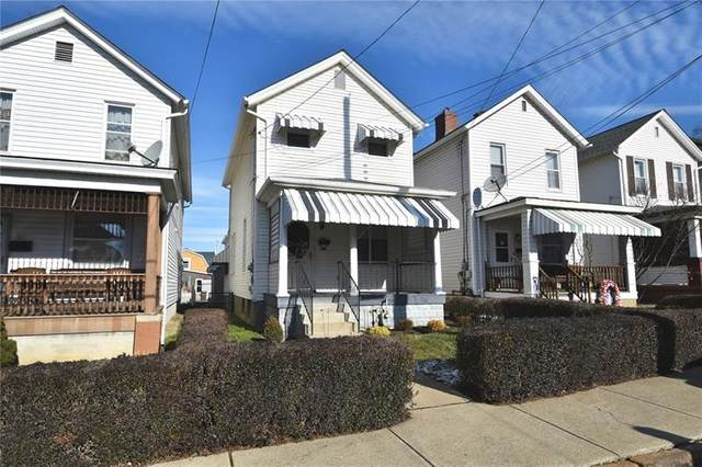313 Knox Ave, Carnegie, PA 15106 (MLS #1483512) :: Dave Tumpa Team