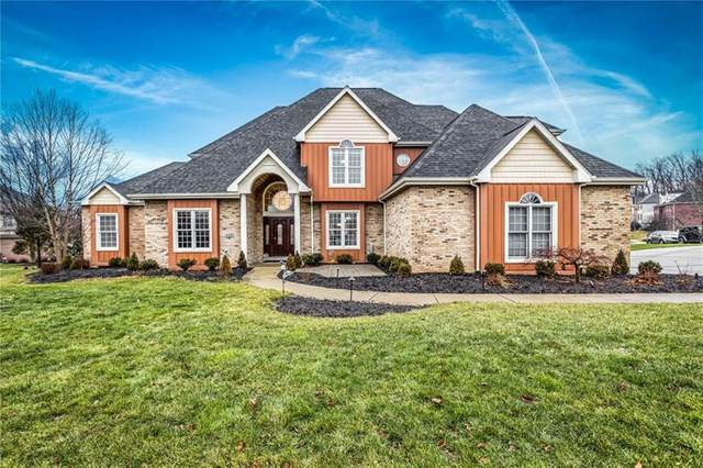 115 Oakview, Cranberry Twp, PA 16066 (MLS #1483667) :: Dave Tumpa Team