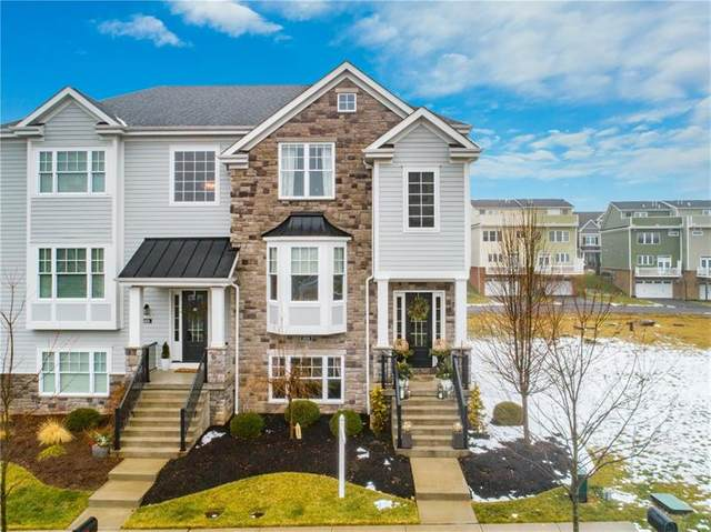 1414 Commons Ln, South Fayette, PA 15017 (MLS #1483849) :: The SAYHAY Team