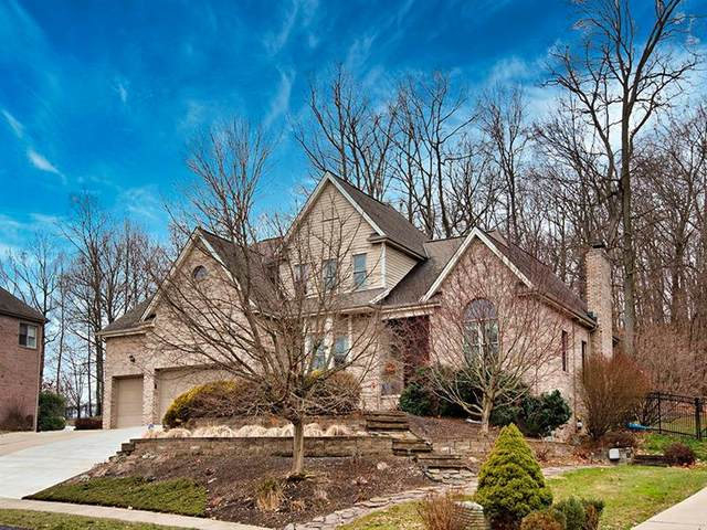 152 Oakview Dr, Cranberry Twp, PA 16066 (MLS #1484011) :: Dave Tumpa Team