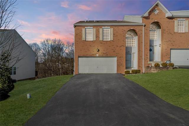 781 Freedom Dr, Collier Twp, PA 15106 (MLS #1484075) :: Dave Tumpa Team