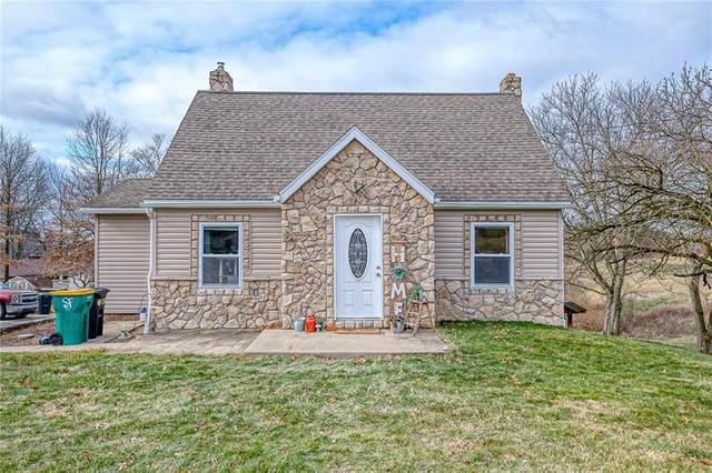 1318 Oakridge Rd, South Fayette, PA 15057 (MLS #1484331) :: Dave Tumpa Team