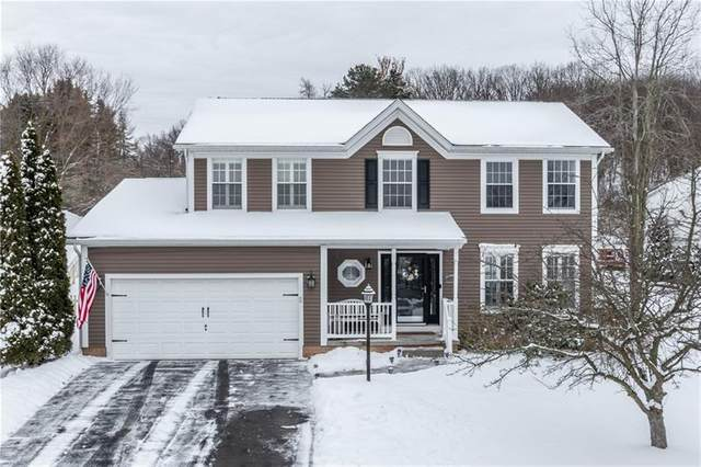 352 Valerie Dr, Cranberry Twp, PA 16066 (MLS #1484544) :: Dave Tumpa Team