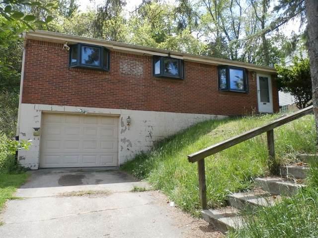 243 Bramble St, Penn Hills, PA 15147 (MLS #1484595) :: Dave Tumpa Team