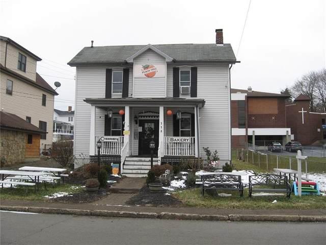118 Grand Avenue, Mars Boro, PA 16046 (MLS #1484761) :: Broadview Realty
