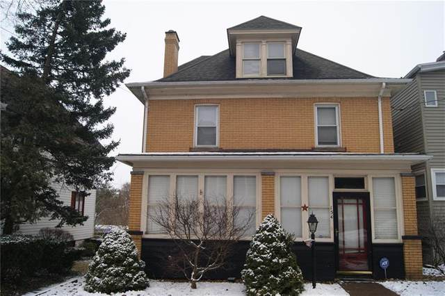 154 Madison Ave, City Of Greensburg, PA 15601 (MLS #1484819) :: Broadview Realty