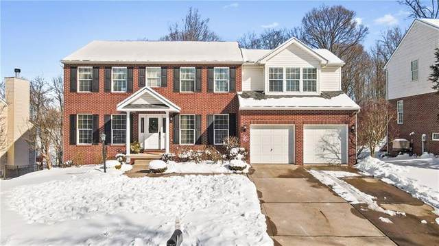 107 Woodcrest Place, Peters Twp, PA 15367 (MLS #1484831) :: Dave Tumpa Team