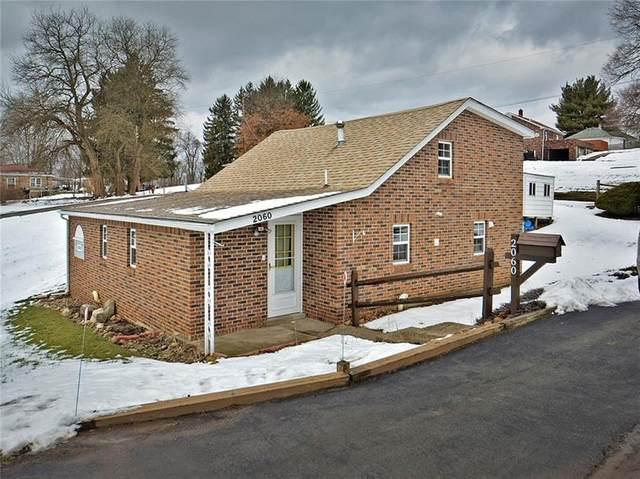 2060 Pierce St, North Huntingdon, PA 15642 (MLS #1484861) :: Dave Tumpa Team