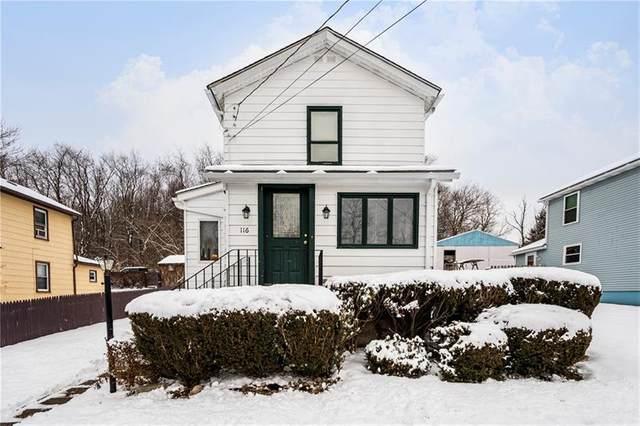 116 Ford Street, West Deer, PA 15084 (MLS #1485045) :: Dave Tumpa Team