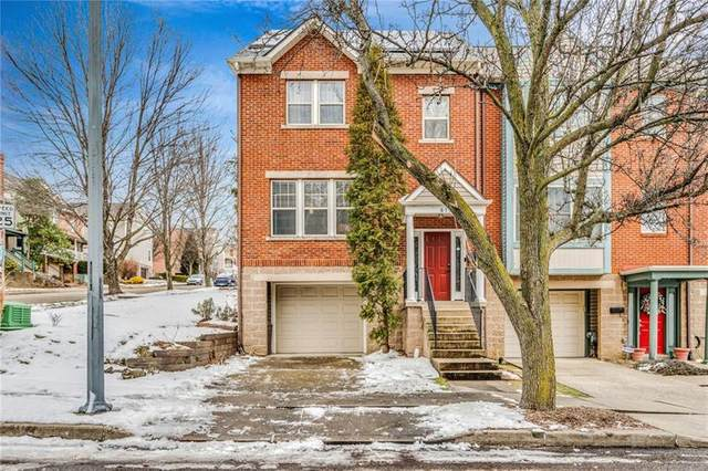 613 Protectory Pl, Downtown Pgh, PA 15219 (MLS #1485062) :: Dave Tumpa Team
