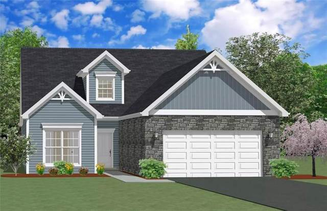 279 Fassinger Road (Lot 318), Connoquenessing Twp, PA 16033 (MLS #1485105) :: The SAYHAY Team