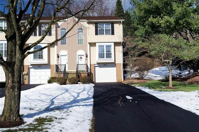 651 Newport Dr, Penn Hills, PA 15235 (MLS #1485290) :: Dave Tumpa Team