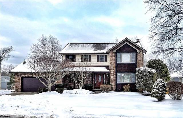 109 Woodmont Dr, Center Twp - Bea, PA 15061 (MLS #1485963) :: Dave Tumpa Team