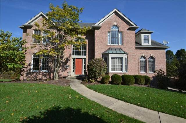 1619 Watterson Court, Upper St. Clair, PA 15241 (MLS #1485982) :: Dave Tumpa Team