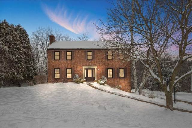 2534 Country Side Ln, Franklin Park, PA 15090 (MLS #1486106) :: Dave Tumpa Team