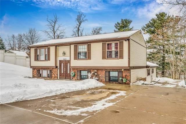 2425 Nicholson Rd, Franklin Park, PA 15143 (MLS #1486289) :: Broadview Realty