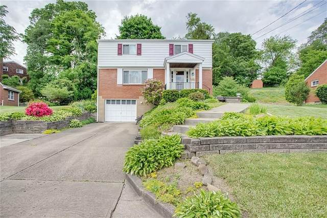 199 Link Ave, Ross Twp, PA 15237 (MLS #1486391) :: Dave Tumpa Team