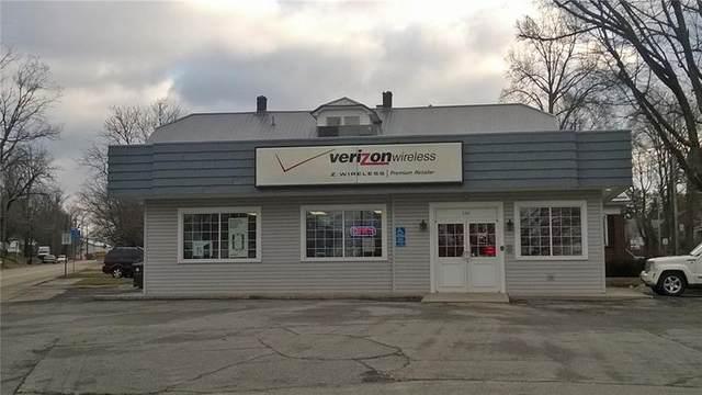 355-357 Main Street, Greenville Boro - Mer, PA 16125 (MLS #1486453) :: Dave Tumpa Team