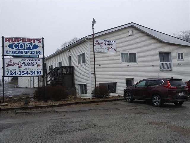 11162 Route 422, Plumcreek Twp, PA 15774 (MLS #1486461) :: Dave Tumpa Team