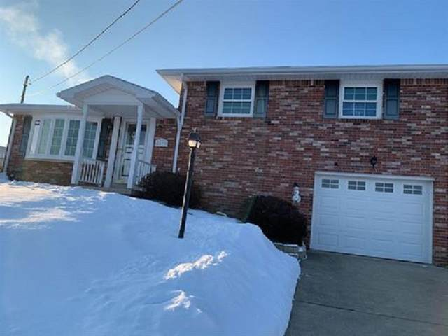 1023 Lehmer St, Derry Twp, PA 15650 (MLS #1486632) :: Dave Tumpa Team