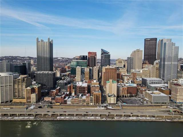 300 Fourth #2102, Downtown Pgh, PA 15222 (MLS #1486650) :: Dave Tumpa Team