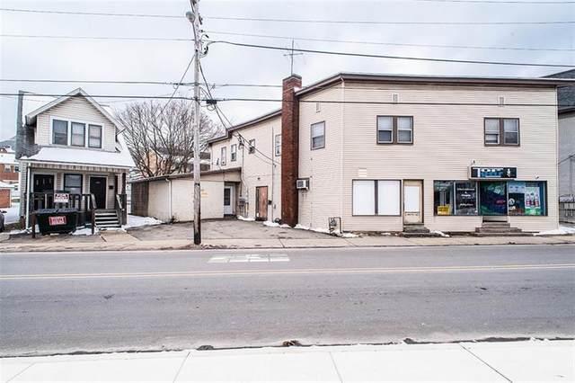 808/822 Wayne Avenue, Indiana Boro - Ind, PA 15701 (MLS #1486687) :: Dave Tumpa Team