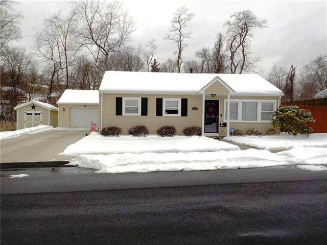 1111 Rhode Island Ave Ext, Hopewell Twp - Bea, PA 15001 (MLS #1486699) :: Dave Tumpa Team