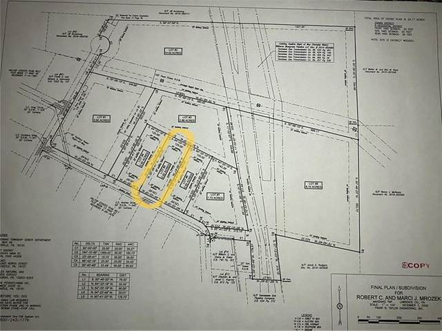 Lot 5 Andrea Dr, Mahoning Twp - Law, PA 16116 (MLS #1486792) :: Hanlon-Malush Team