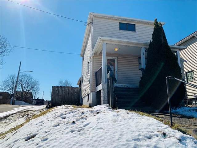 1501 Pennsylvania Ave, West Mifflin, PA 15122 (MLS #1486811) :: Dave Tumpa Team