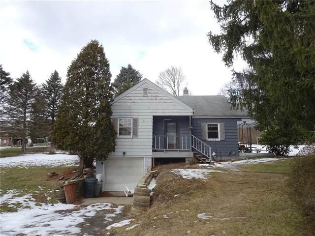 659 George St, City Of Greensburg, PA 15601 (MLS #1486948) :: Broadview Realty