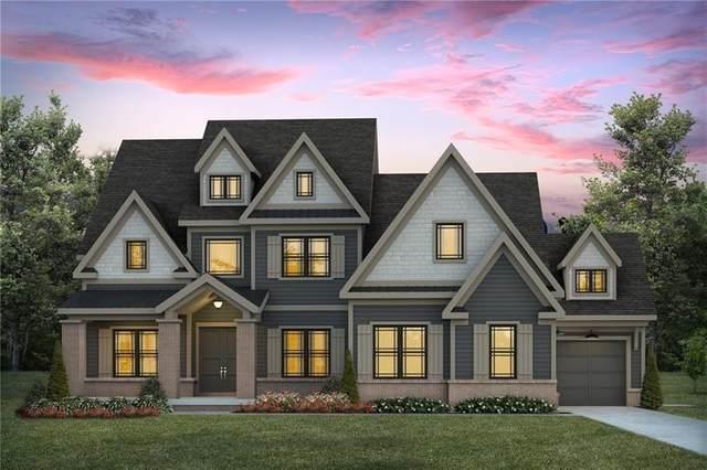 Lot 303 Morningside Drive, Cranberry Twp, PA 16066 (MLS #1486970) :: Dave Tumpa Team