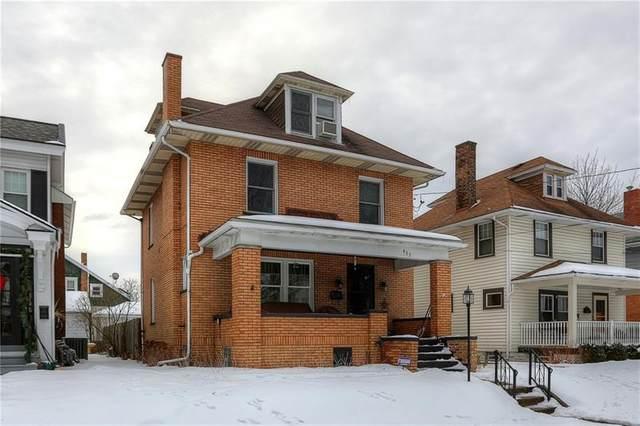 455 Dravo Ave, Beaver, PA 15009 (MLS #1487019) :: Broadview Realty