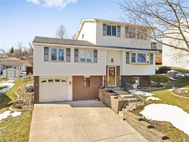112 Melody Dr, West Mifflin, PA 15122 (MLS #1487035) :: Dave Tumpa Team
