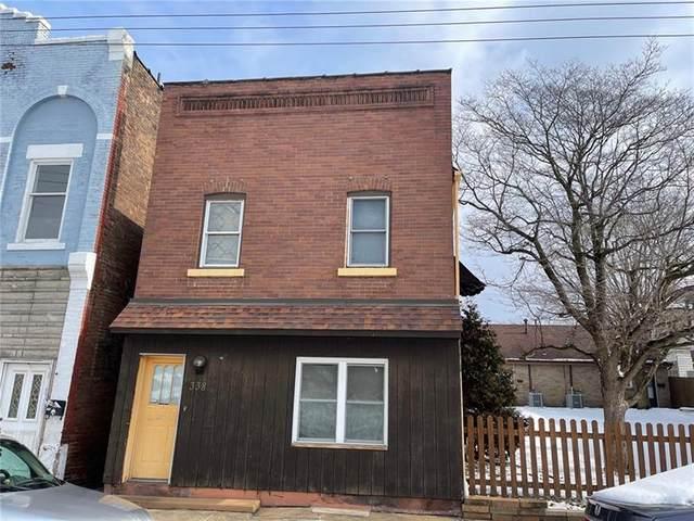338 Park St, Ambridge, PA 15003 (MLS #1487071) :: Broadview Realty