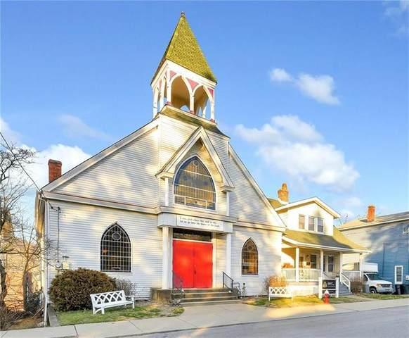1321 State Ave, Coraopolis, PA 15108 (MLS #1487136) :: Hanlon-Malush Team