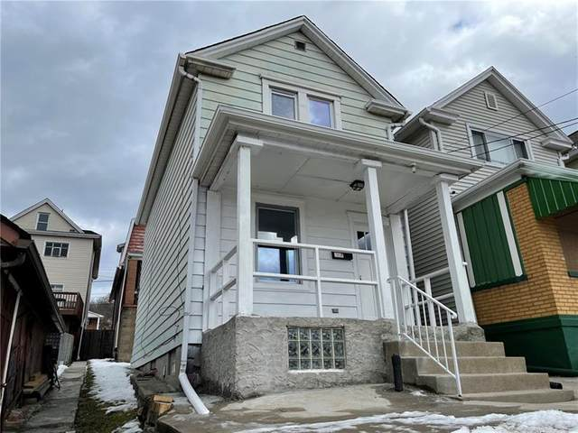 434 Melrose Ave, Ambridge, PA 15003 (MLS #1487138) :: Broadview Realty