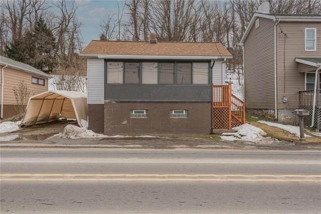 861 Main, North Huntingdon, PA 15642 (MLS #1487211) :: Dave Tumpa Team