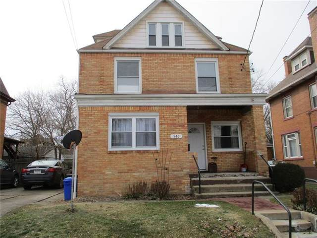 540 11th  Ave., New Brighton, PA 15066 (MLS #1487249) :: Broadview Realty