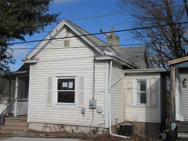 109 E Pitt St, Canonsburg, PA 15317 (MLS #1487264) :: Broadview Realty