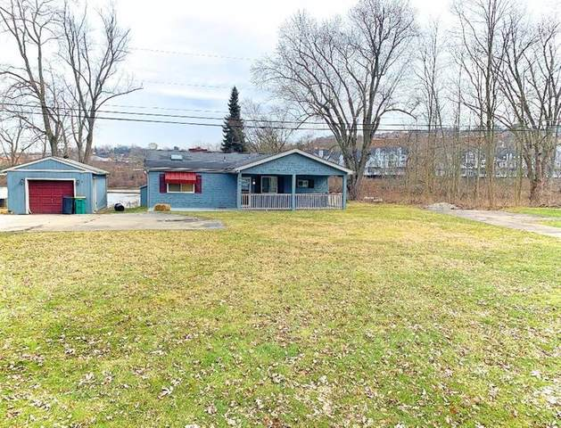 670 Lakeside Dr, Canonsburg, PA 15317 (MLS #1487279) :: Broadview Realty