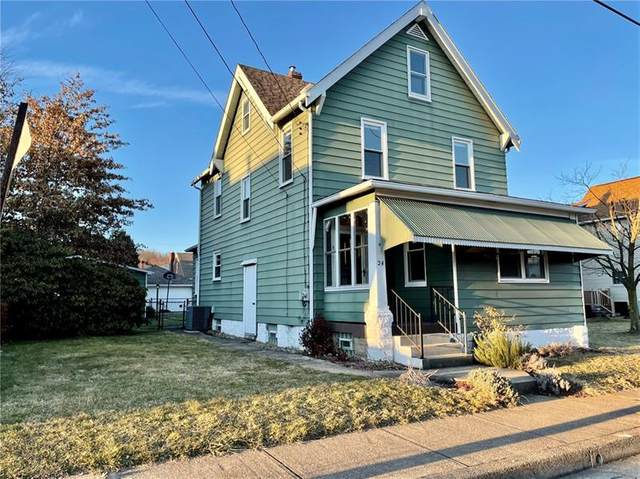 24 E 2nd Avenue, Latrobe, PA 15650 (MLS #1487283) :: Broadview Realty