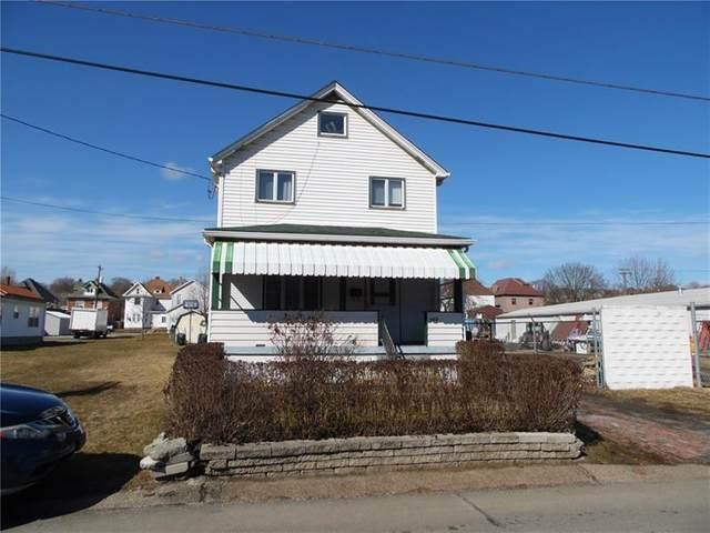 913 Nelson Ave, Brackenridge, PA 15014 (MLS #1487383) :: Broadview Realty