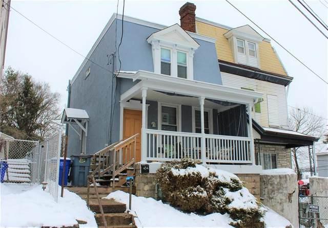 434 Catoma Street, Fineview, PA 15212 (MLS #1487554) :: Hanlon-Malush Team