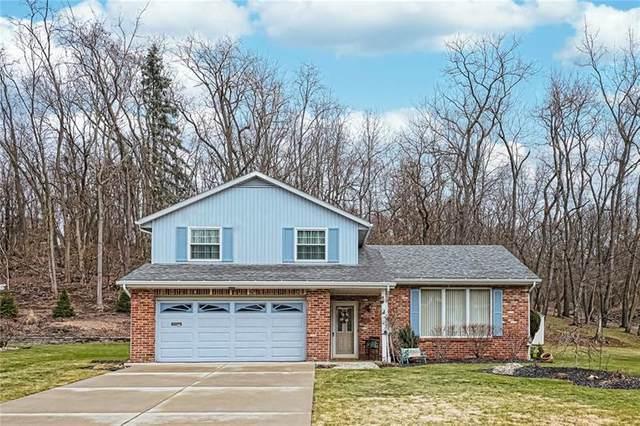 451 Satinwood Drive, West Mifflin, PA 15122 (MLS #1487577) :: Hanlon-Malush Team