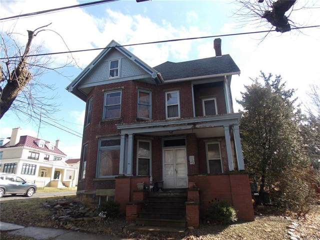 120 N Saint Clair St, Ligonier Boro, PA 15658 (MLS #1487625) :: Dave Tumpa Team