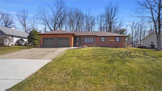 397 Butterfly Ln, Hermitage, PA 16148 (MLS #1487692) :: Dave Tumpa Team