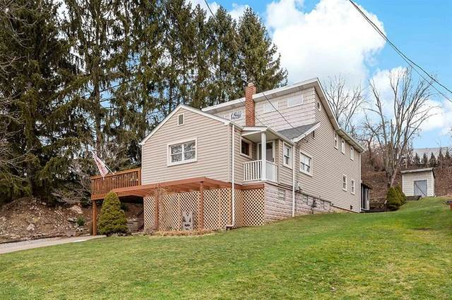 4477 Niblick Way, Whitehall, PA 15236 (MLS #1487738) :: Dave Tumpa Team