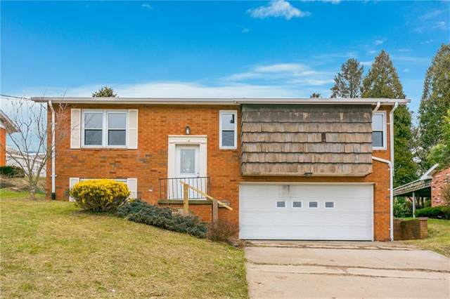 14 Colonial Drive, Monessen, PA 15062 (MLS #1487740) :: Broadview Realty
